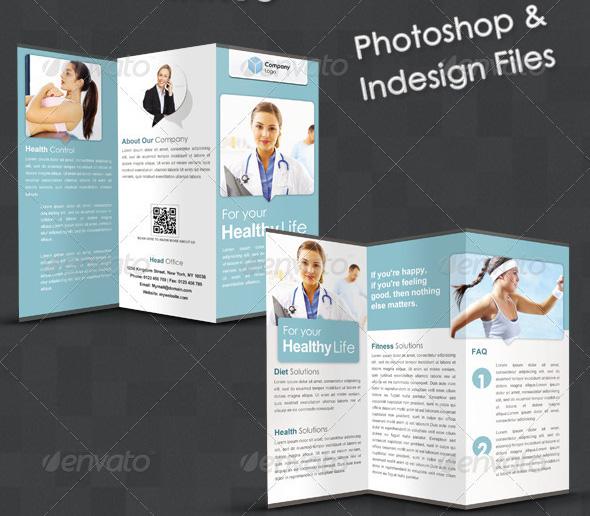 Pro Multipurpose Tri Fold Brochure V2