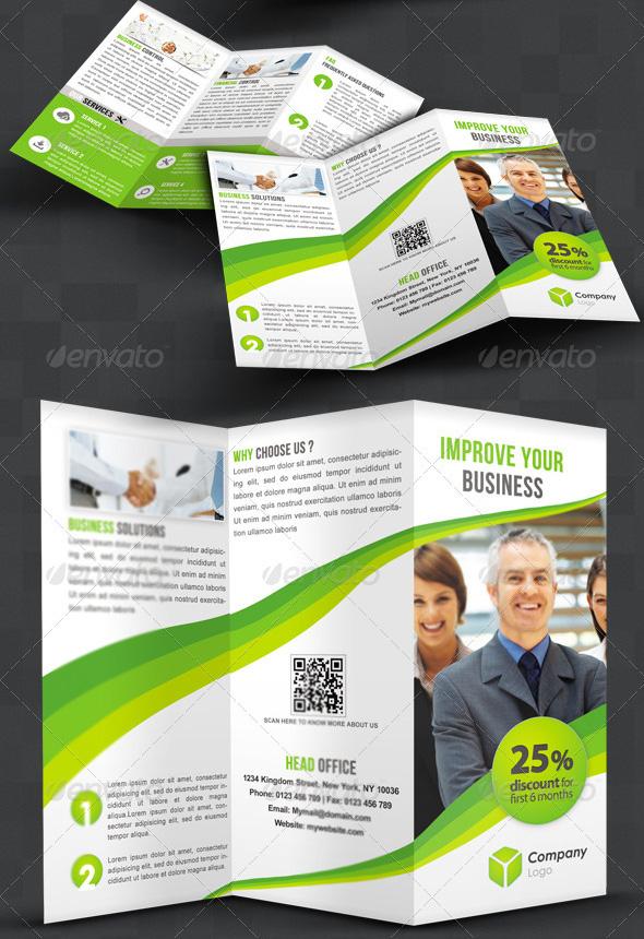 25 best brochure design templates