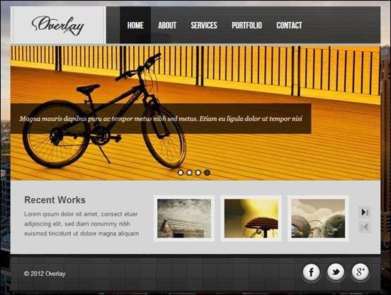 Overlay-Creative-vCard