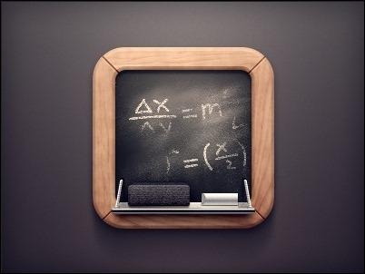 chalkboard-icon