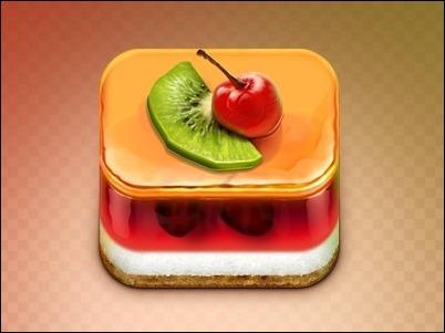 jelly-cake