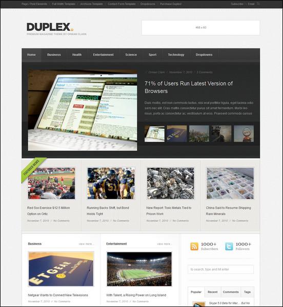 duplex-theme