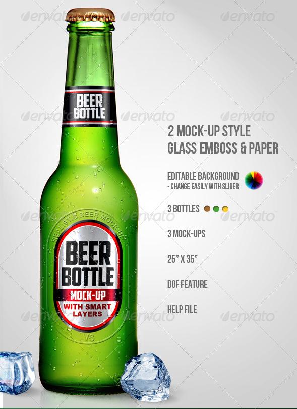 Beer Bottle Mock-Up V3