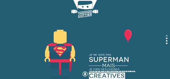 Awesome and Creative Portfolio Designs