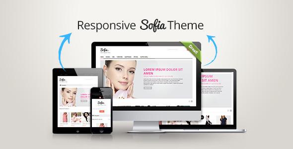 Sofia - Responsive Magento Theme
