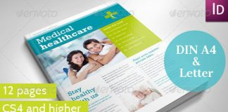 medical_newsletter_template