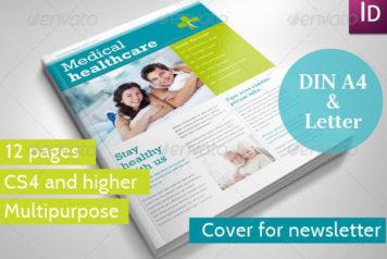 medical_newsletter_template