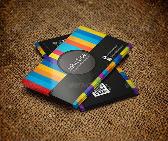 Awesome business card designs 56pixels reheart Image collections