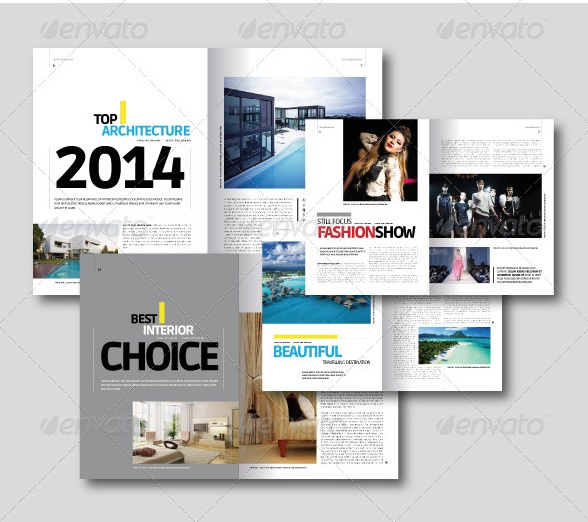 Magazine templates - magazine templates