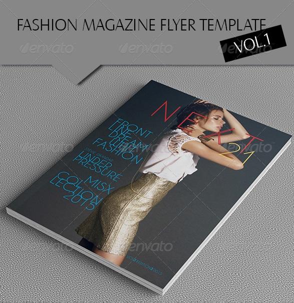 Indesign Fashion Magazine Templates - magazine templates