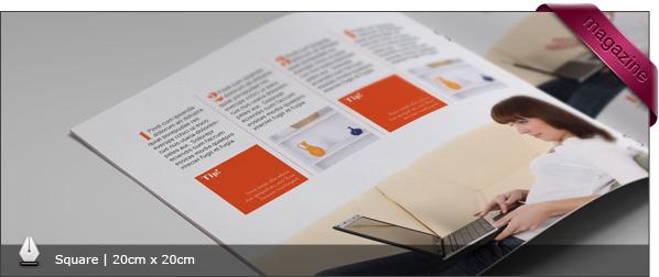Magazine Template Kalonice - magazine templates