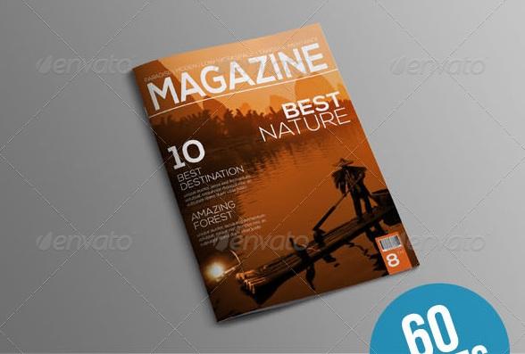 Simple Magazine - magazine templates