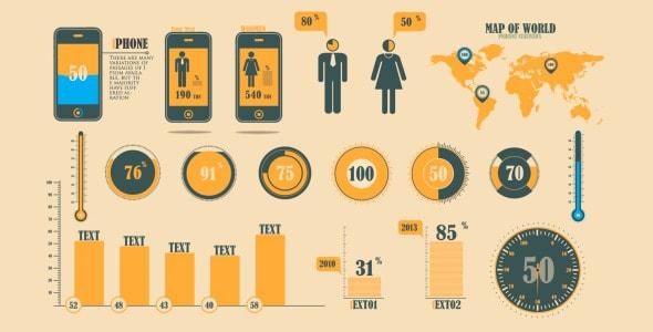 experimental infographic