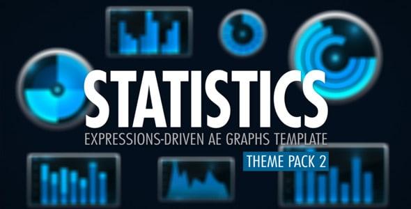 statistics theme pack 2