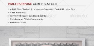 multipurpose-certificates-ii