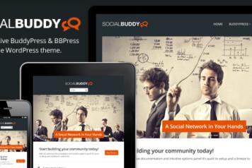 social-buddy-wordpress-buddypress-theme
