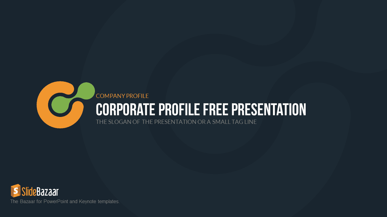 Download Free And Premium PowerPoint Templates Pixelscom - Best of company profile ppt scheme