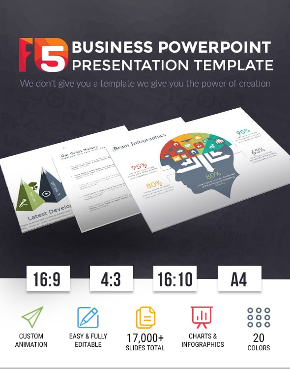 Free and premium powerpoint templates 56pixels f5 powerpoint presentation toneelgroepblik Image collections