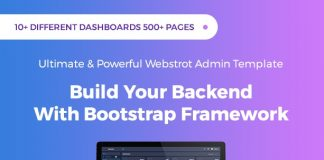 webstrot-admin-panel-responsive-bootstrap-dashboard-template