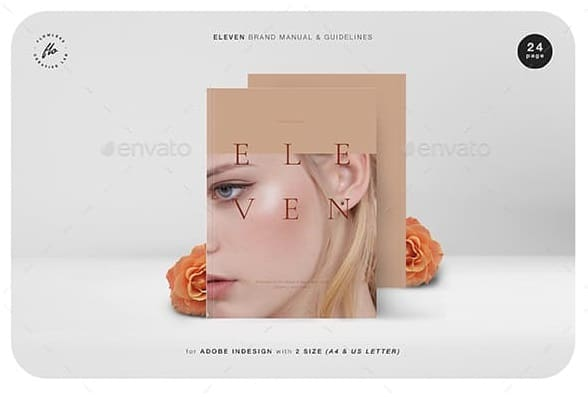 eleven brand manual & guidelines