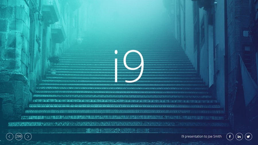 i9 template system