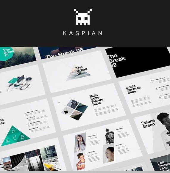 kaspian keynote presentation