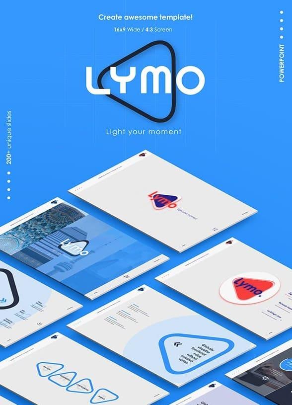 lymo powerpoint presentation template