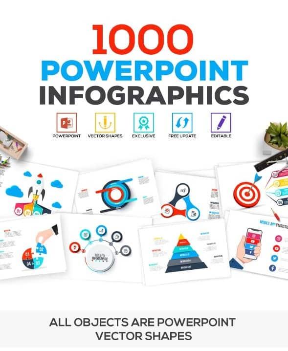 multipurpose infographics powerpoint templates