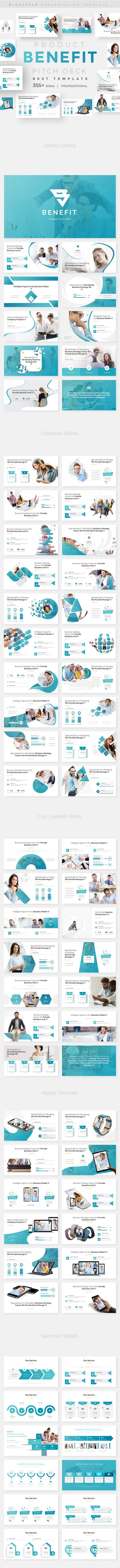 product benefit pitch deck powerpoint template