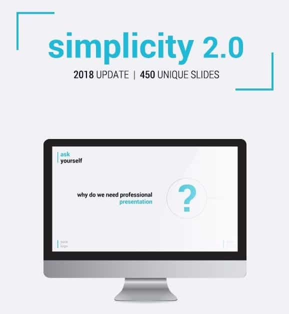 simplicity 2.0 – premium and easy to edit template